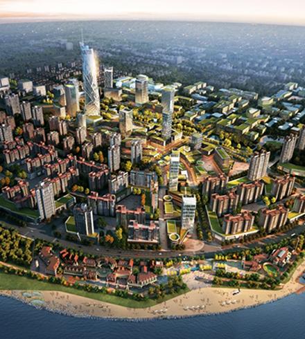衡阳市白沙片区海绵城市概念规划