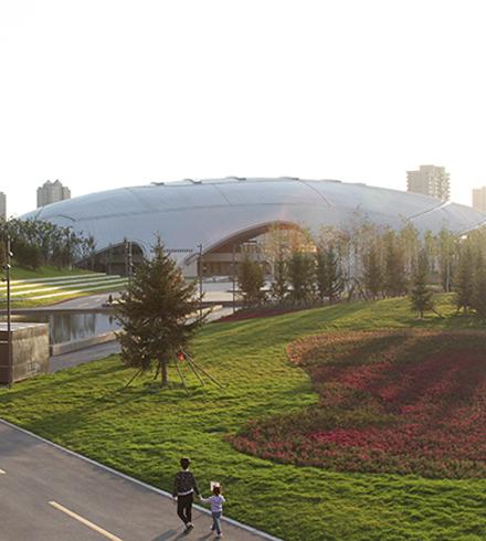 吉林东山体育公园
