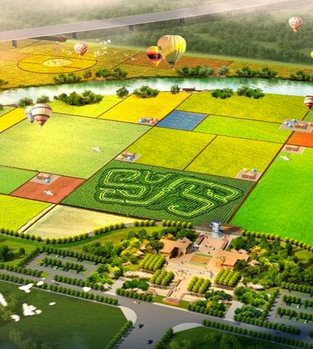 北京房山琉璃河湿地公园