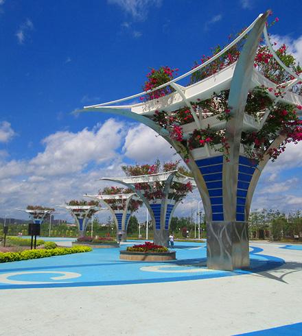 广西梧州园博园