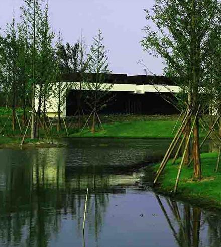 浙江湖州吴兴西山漾生态湿地